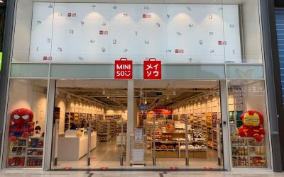 Retail Connected feliciteert Mirage Retail Group met opening Miniso