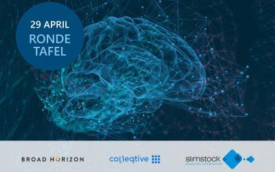 29 april: Ronde tafel over Artific Intelligence binnen retail